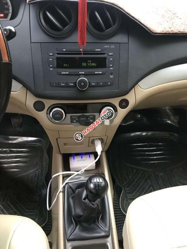Cần bán Chevrolet Aveo MT đời 2016, màu đen số sàn giá cạnh tranh-1