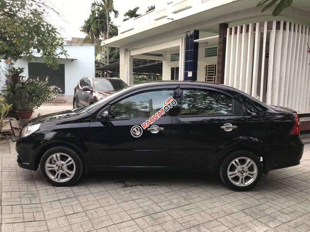 Cần bán Chevrolet Aveo MT đời 2016, màu đen số sàn giá cạnh tranh-7
