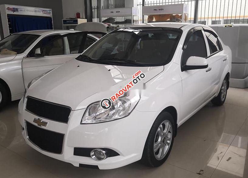 Cần bán xe Chevrolet Aveo 2018, màu trắng, nhập khẩu nguyên chiếc-0
