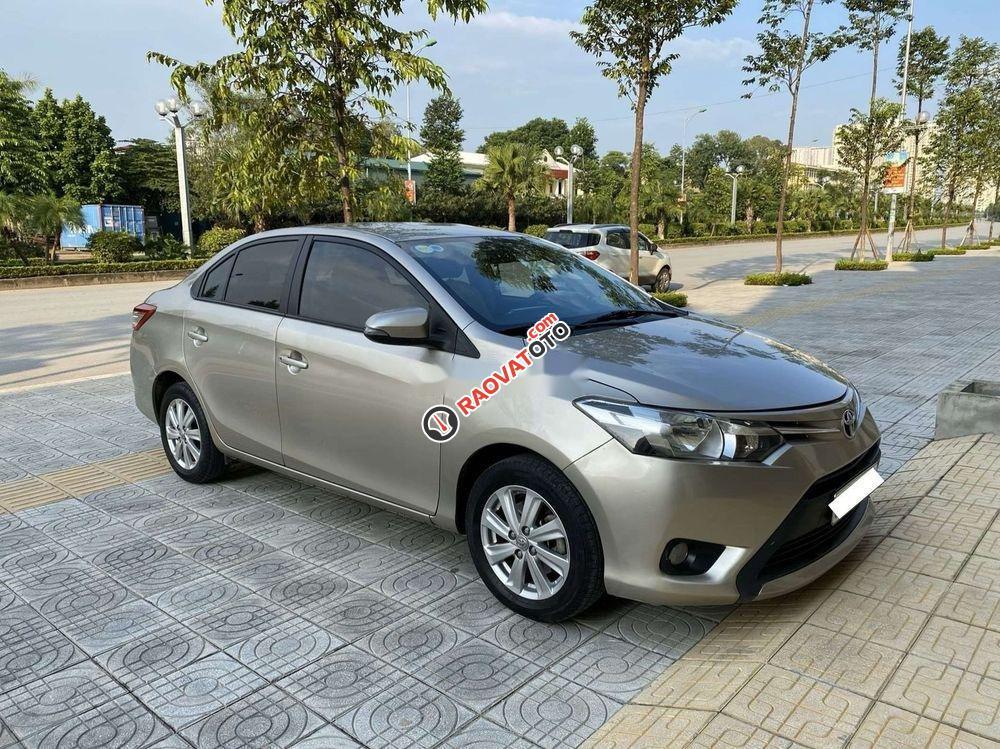 Bán xe Toyota Vios E năm sản xuất 2017 số tự động-2