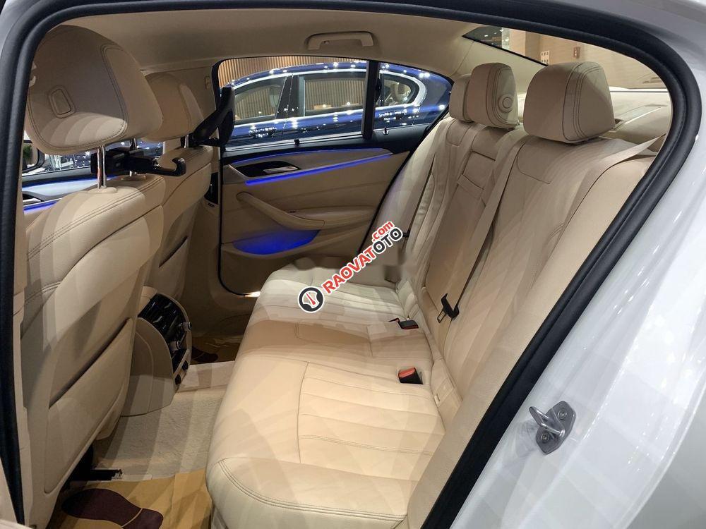 Bán BMW 520i đời 2019, màu trắng, nhập khẩu-10