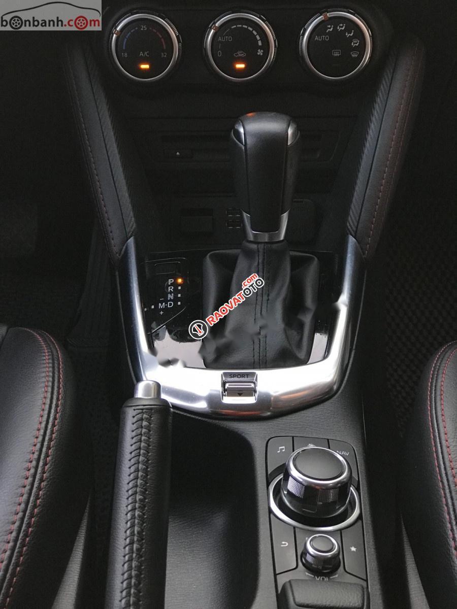 Bán Mazda 2 1.5 AT sản xuất năm 2015, màu trắng, nhập khẩu-8