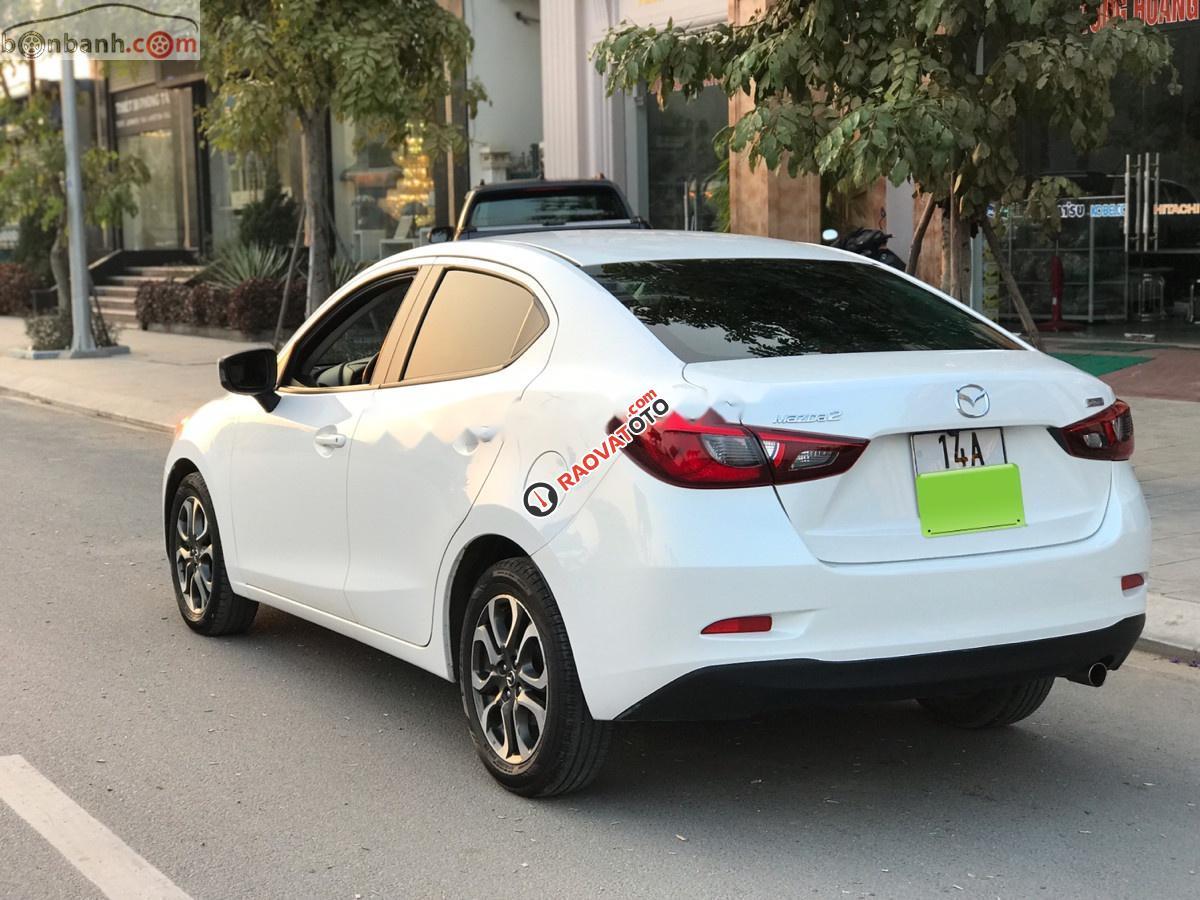 Bán Mazda 2 1.5 AT sản xuất năm 2015, màu trắng, nhập khẩu-4