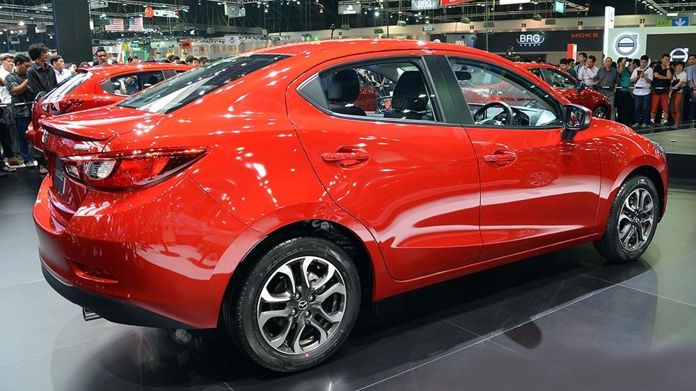 Mazda 2 nhập khẩu - Giá chỉ từ 479tr, tặng BHTV, hỗ trợ trả góp 90%-3