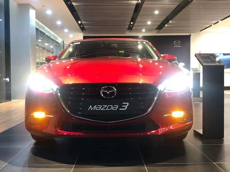 Mazda 3 2019 - Ưu đãi lớn 3 ngày vàng lên đến 70tr. Hỗ trợ trả góp 90%-0