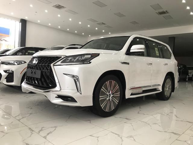 Bán Lexus LX570 Super Sport S sản xuất 2020 mới 100%-1