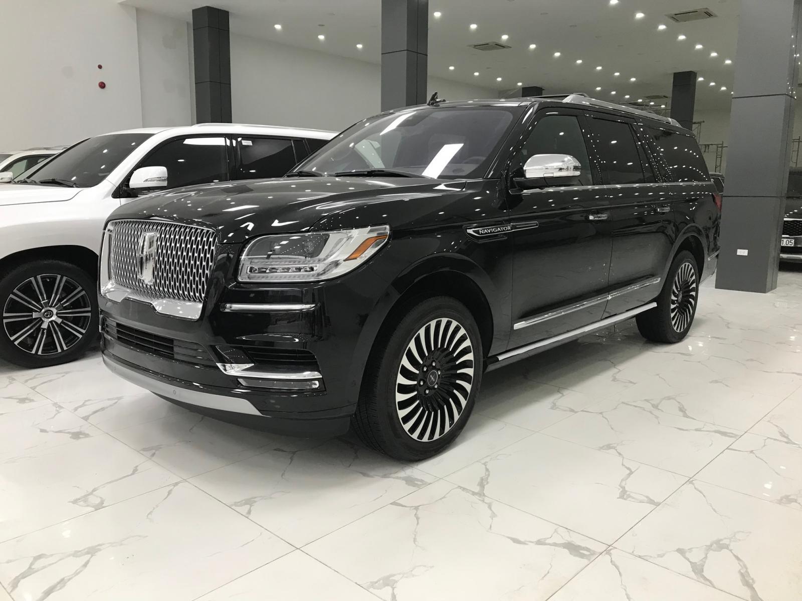 Bán ô tô Lincoln Navigator Balck Label L 2020, màu đen, nhập khẩu Mỹ-1