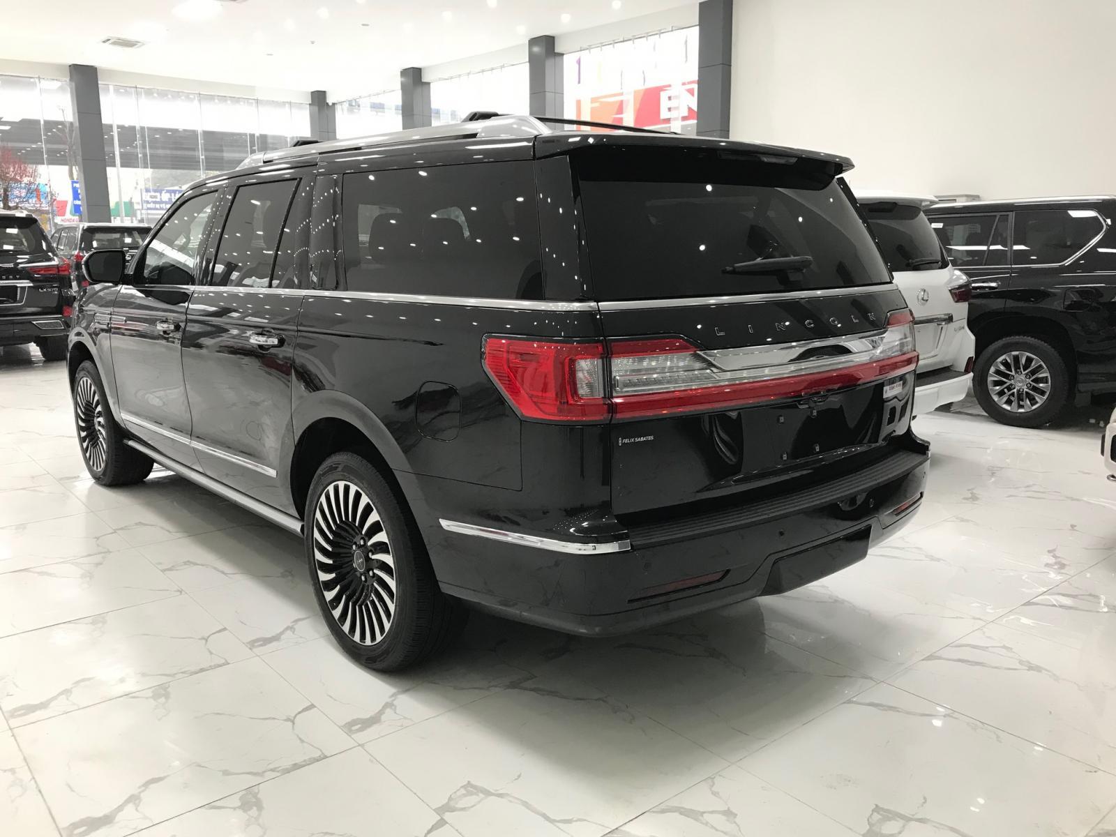 Bán xe Lincoln Navigator Black Labe L mới 100% model 2020-4