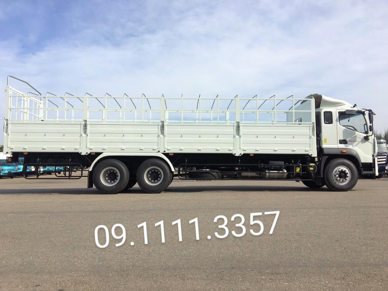 Xe tải Thaco C240 tải trọng 13 tấn thùng dài 9m5 tại Hải Phòng-4