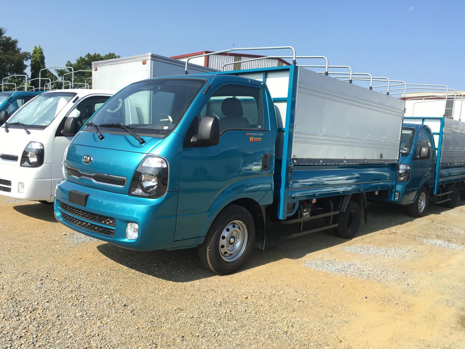 Bán ô tô Thaco Kia sản xuất 2021, màu xanh lam-0
