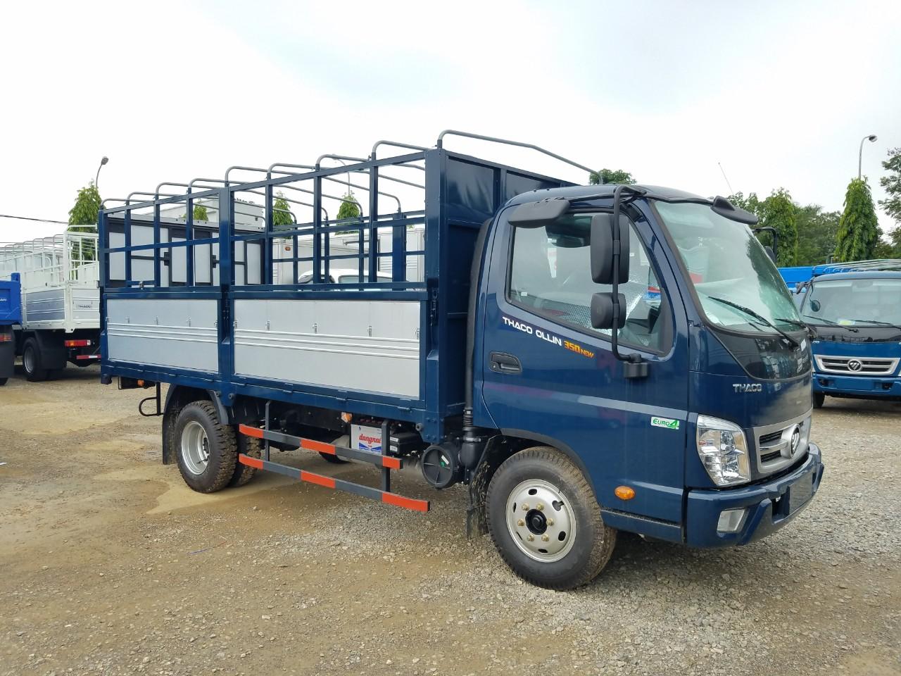 Xe tải Ollin700 tải 3.5 tấn bán Hà Nội-0