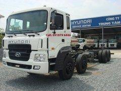 Cần bán Hyundai HD320-18T 2019, màu trắng, xe nhập