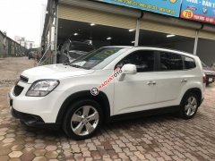 Cần bán Chevrolet Orlando LTZ 2017, đăng ký 2018 màu trắng