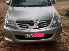 Cần bán gấp Toyota Innova G đời 2012, màu bạc