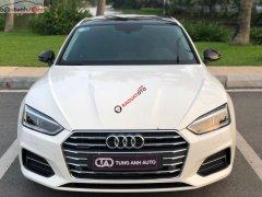 Xe Audi A5 năm sản xuất 2017, màu trắng, nhập khẩu chính hãng
