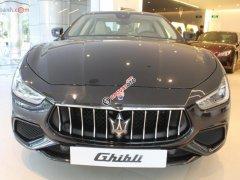 Cần bán gấp Maserati Ghibli 3.0 V6 đời 2019, màu đen, nhập khẩu