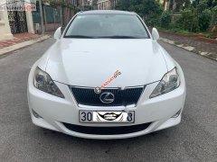 Cần bán Lexus IS 250 năm sản xuất 2008, màu trắng, nhập khẩu số tự động