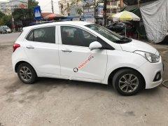Cần bán lại xe Hyundai Grand i10 sản xuất 2015, màu trắng, nhập khẩu