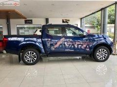 Bán Nissan Navara đời 2019, màu xanh lam, xe nhập chính hãng