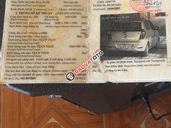 Cần bán xe Hyundai Grand i10 năm 2010, màu bạc, xe nhập chính hãng