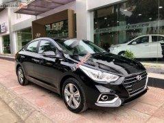 Cần bán Hyundai Accent 1.4 AT đời 2019, màu đen, giá chỉ 540 triệu