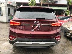Bán Hyundai Santa Fe 2.2L 2019, màu đỏ, giá tốt