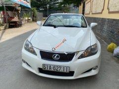 Cần bán lại xe Lexus IS 2010, màu trắng, nhập khẩu nguyên chiếc chính hãng