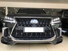 Bán Lexus LX570 MBS màu đen phiên bản 4 chổ ngồi xe siêu mới. Sản xuất cuối 2018 đăng ký T6.2019