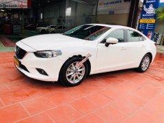 Xe Mazda 6 2.0 AT đời 2014, màu trắng