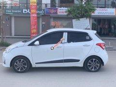 Cần bán lại xe Hyundai Grand i10 1.2 AT sản xuất 2016, màu trắng, nhập khẩu nguyên chiếc