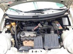 Bán xe Daewoo Matiz đời 2007, màu bạc giá cả hợp lý
