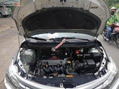 Cần bán xe Toyota Vios 2014, màu bạc số sàn xe còn mới nguyên
