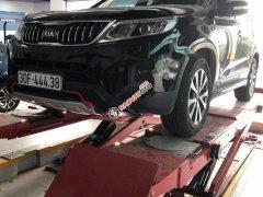 Cần bán xe cũ Kia Sorento đời 2014, màu đen