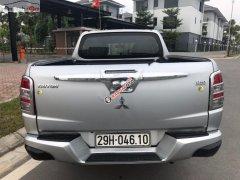 Cần bán gấp Mitsubishi Triton 4x2 MT năm sản xuất 2017, màu bạc, nhập khẩu nguyên chiếc chính chủ