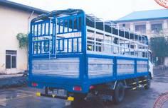 Bán xe ISUZU 5,5 T - Hỗ trợ trả góp lên đến 80