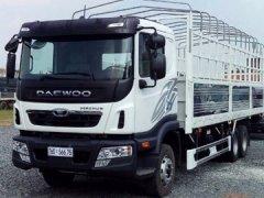 Bán xe tải Daewoo 15 tấn nhập nguyên chiếc từ Hàn Quốc