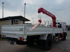 Bán xe tải Dongfeng gắn cẩu Unic Hoàng Huy B170