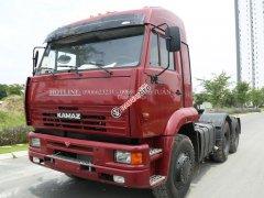 Đầu kéo Kamaz 6460 (6x4), bán đầu kéo Kamaz 53 tấn tại Kamaz Bình Dương & Bình Phước