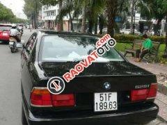 Cần bán xe BMW 5 Series 525i đời 1994, màu đen, giá tốt