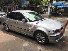 Cần bán BMW 3 Series 318i 2006, màu bạc