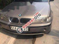 Chính chủ bán BMW 3 Series 318i SX 2006, màu nâu