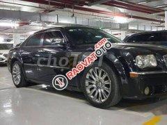 Bán xe Chrysler 300M sản xuất 2010, màu đen, xe nhập