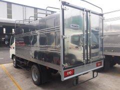 Xe tải 2.2T Ollin 350 mui bạt, thùng dài 4.3m, hỗ trợ trả góp, tiêu chuẩn khí thải euro4