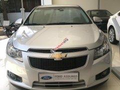 Bán Chevrolet Cruze LS 1.6L đời 2015, màu bạc, giá cả thương lượng