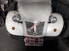 Cần bán xe Citroen 2CV đời 1946 mui vải