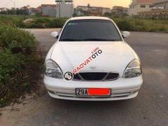 Cần bán Chevrolet Nubira đời 2004, màu trắng chính chủ, giá chỉ 115 triệu