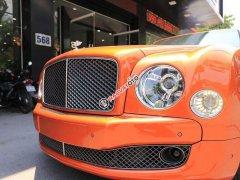Bán Bentley Mulsanne Speed năm sản xuất 2014, màu cam, xe nhập
