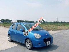 Cần bán lại xe Tobe Mcar đời 2010, màu xanh lam, nhập khẩu Đài Loan, số tự động