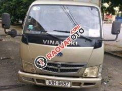 Cần bán lại xe Vinaxuki 1240T 2007, màu bạc
