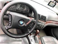 Cần bán gấp xe cũ BMW 3 Series 318i 2006, màu đen, xe nhập